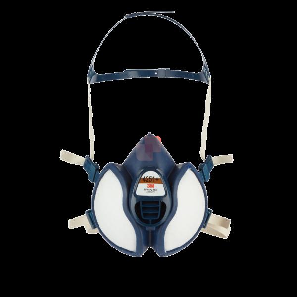 maschera antipolvere 3m ffp3