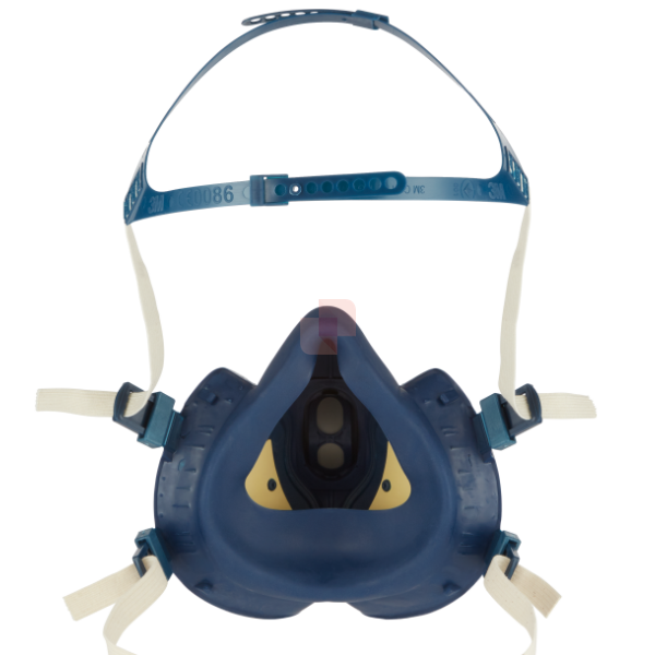 maschera 3m doppio filtro