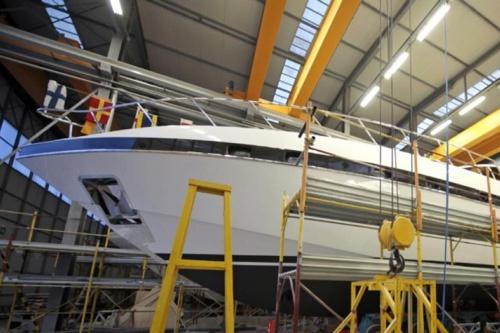 Prodotti per verniciatura in cantieristica navale AEROFEEL