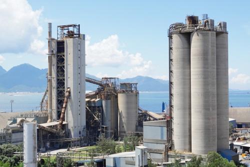 Prodotti per filtrazione in fabbriche cemento e calce
