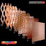 strati del FIltro Multistrato HighCapacity raccoglivernice© - filtri columbus