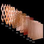 Strati di composizione del Filtro multistrato HighCapacity2M raccoglivernice© filtri columbus