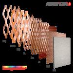 Strati Filtro multistrato raccoglivernice High Capacity eurosupra 1, filtri columbus