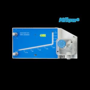 Metromanostato a membrana DPG – PS