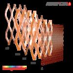Strati del Filtro multistrato raccoglivernice© precollector1 - filtri columbus