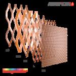 Strati del Filtro multistrato raccoglivernice© precollector2 - filtri columbus per cabine di verniciatura