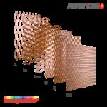Strati del Filtro Multistrato Standard raccoglivernice©