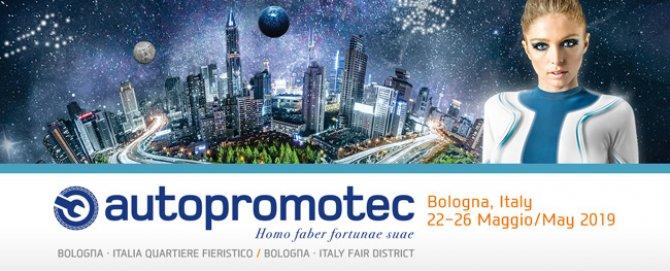 autopromotec 2019 Bologna, 22-26 Maggio, la più importante fiera internazionale delle attrezzature e dell'aftermarket automobilistico
