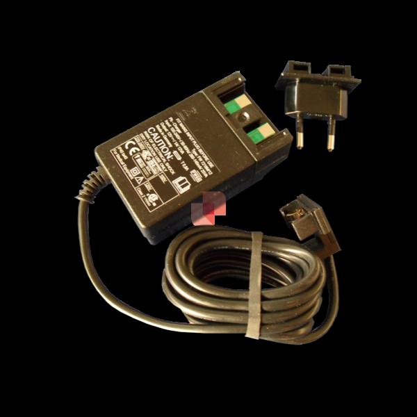 Caricabatterie per batterie al piombo per fumogeno portatile Concept Air Trace