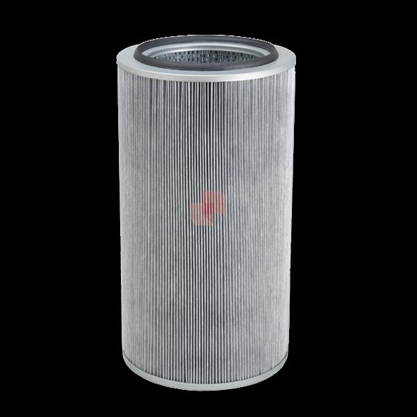 Cartuccia filtrante in poliestere antistatico alluminizzato Donaldson per filtrazione aria in impianti abbattimento polveri