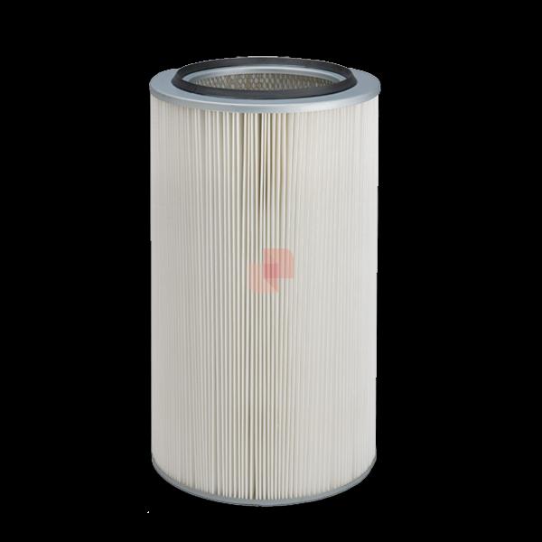 Cartuccia filtrante in poliestere