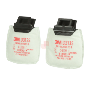 3m D3135 filtri secureclick P3 r