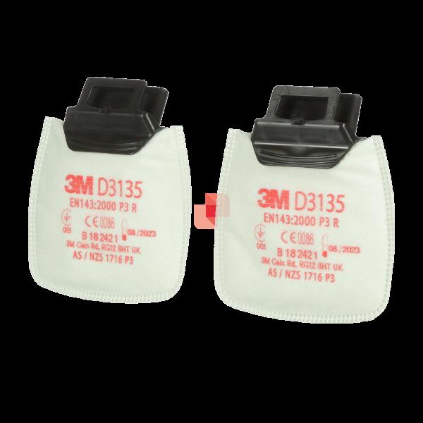 3m D3135 filtri secureclick P3 r