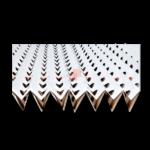 Struttura a V del Filtro Andreae Standard con fettuccia distanziatrice