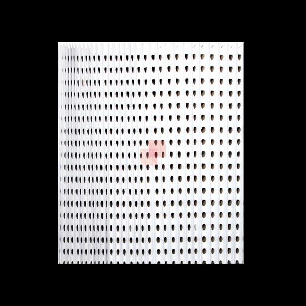 Filtro inerziale pieghettato PGTC in cartone per abbattimento overspray