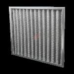 filtri metallici ondulati a cella metallica