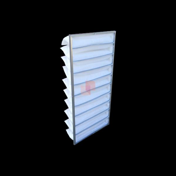 filtro a tasche per cabine forno carrozzeria Blowtherm 10 settori