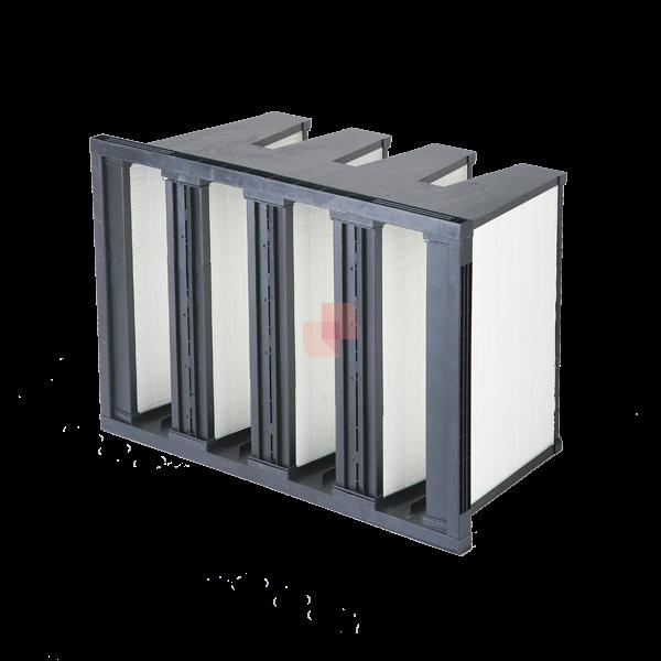 Filtro a Tasche Rigide per filtrazione polveri unità trattamento aria,  impianti ventilazione, condizionamento b2ff5b4787