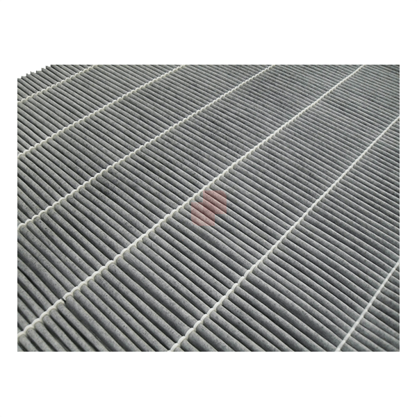 filtro pieghettato carbone attivo G4