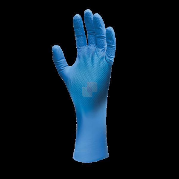 guanti nitrile senza polvere showa 708 per alimenti