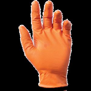 guanti da lavoro in nitrile