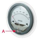 Indicatori di Pressione Differenziale DPG - Riazzeramento