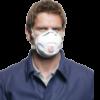 maschera 9928 3m carboni attivi valvola