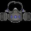 maschera 3m secure click con filtri