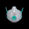 maschera con valvola FFP3