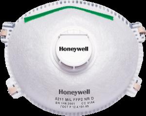 maschera ffp2 con valvola honeywell