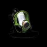 Maschera pieno facciale BLS 5250 protezione vie respiratorie