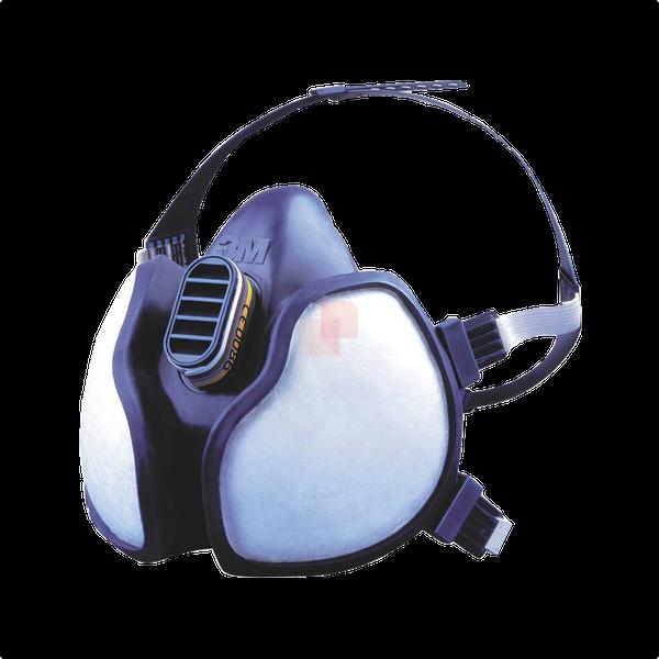 Maschera Protettiva respiratore 3M 4251 a carboni attivi