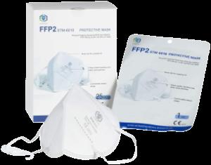 mascherina ffp2 a becco cinese