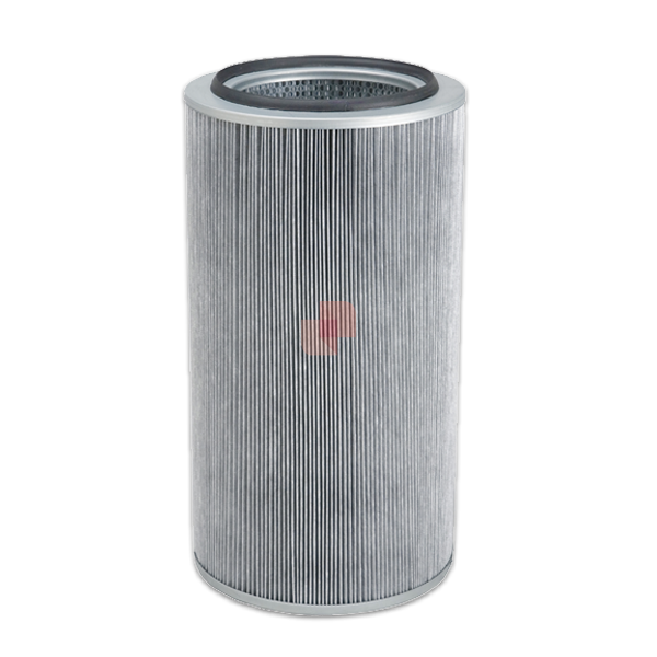 Antistatic Aluminized Polyester Filter Cartridge for dust filtration