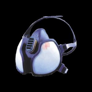 3M™ Maintenance Free Half Mask Respirator 4251