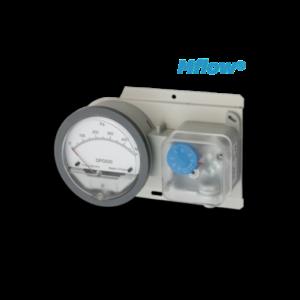 Filter Alarm with Membrane Sensing Element