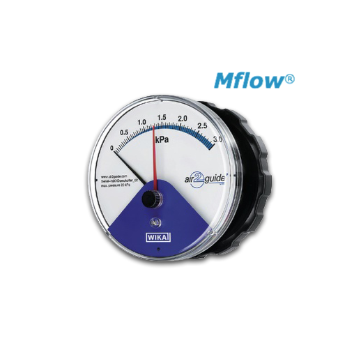 Differential Pressure Gauge air2guide