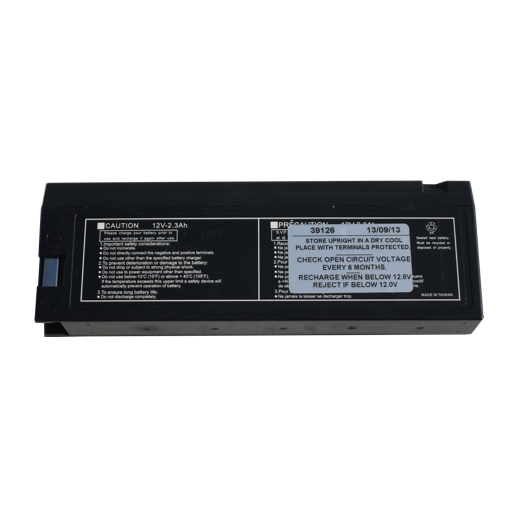 Additional Battery for Air Trace Smoke Generator