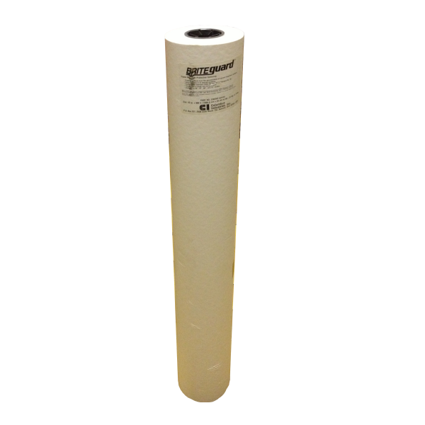 BRITEguard® self-extinguishing Booth Paper