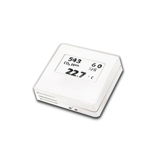 co2 humidity temperature transmitter  air quality sensor