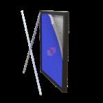 Plain Filter Cells with plastic frame, custom sizes