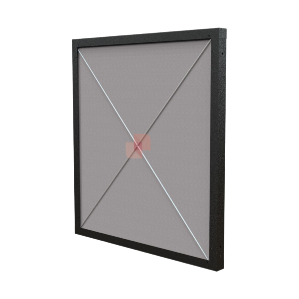 Plain Filter Cells with plastic frame, custom sizes