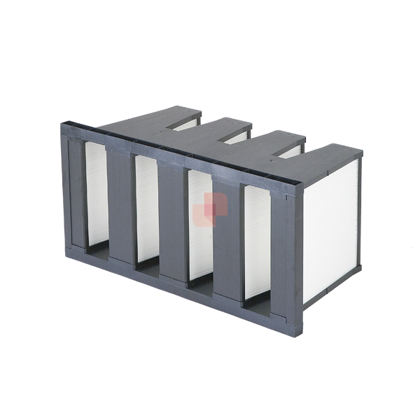 Rigid Pocket Filters for air filtration in air handling units in HVAC systems