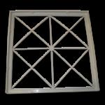 Telai porta-filtro in plastica