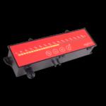Manometro trasduttore di pressione differenziale Wylmco Opticus 600 - LED arancione